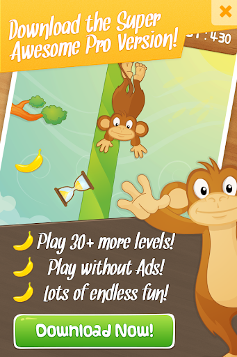 Super Monkey Dive PRO