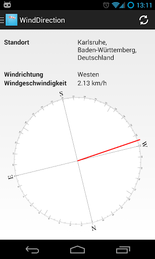 WindDirection