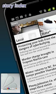 Raleigh News from WNCN - screenshot thumbnail