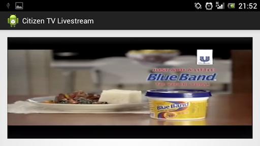 Kenya Citizen TV Livestream