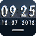 SOLEIL Digital Clock Widget