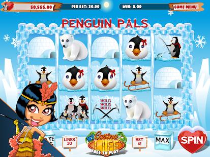 Penguin Pals Saga FREE SLOTS