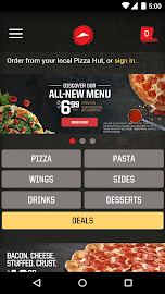 Pizza Hut Screenshot 5