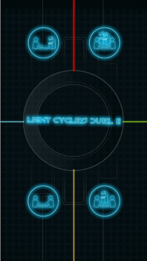 Light Cycles Duel 2 動作 App-愛順發玩APP