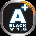 ABLACK Theme GO Launcher EX