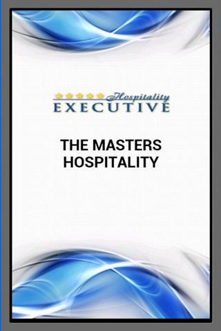 THE MASTERS HOSPITALITY