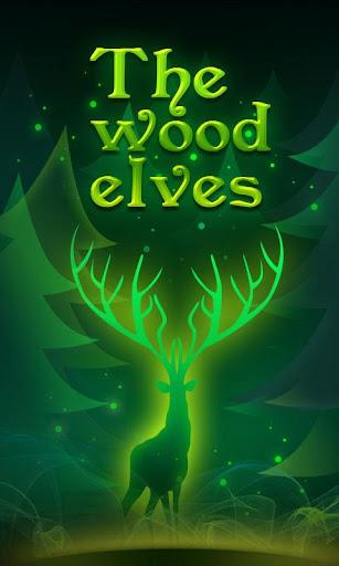 Wood Elves GO Launcher Theme