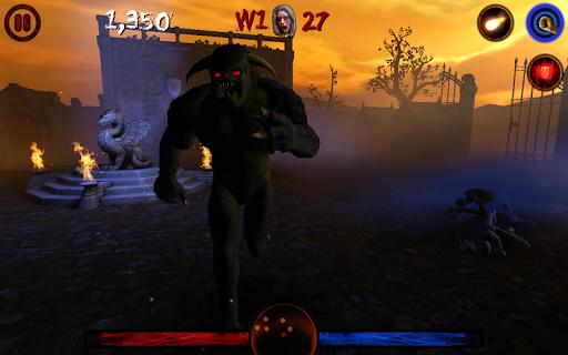 【免費動作App】Magic Clash: The Cemetery-APP點子