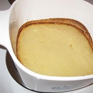 Lemon Chiffon Pudding.