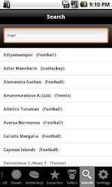 betscores®  live scores & odds Screenshot 4