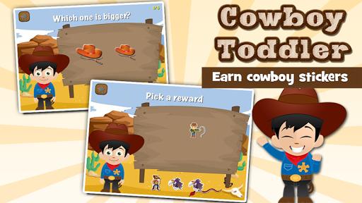 玩教育App Cowboy Toddler Kids Games Full免費 APP試玩