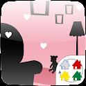 【無料】Pinky for きせかえランチャーPRO icon
