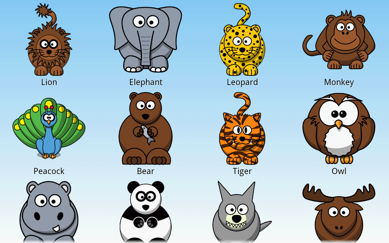 Kids Learn About Animals - Apps on Google Play