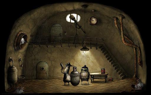 Machinarium  screenshots 14
