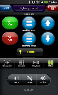 CC Control Mobile for Android™- screenshot thumbnail