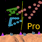 Space Train Invaders Pro