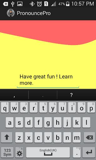 免費教育App|PronouncePro|阿達玩APP