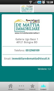 Immobiliare De Mattia - screenshot thumbnail