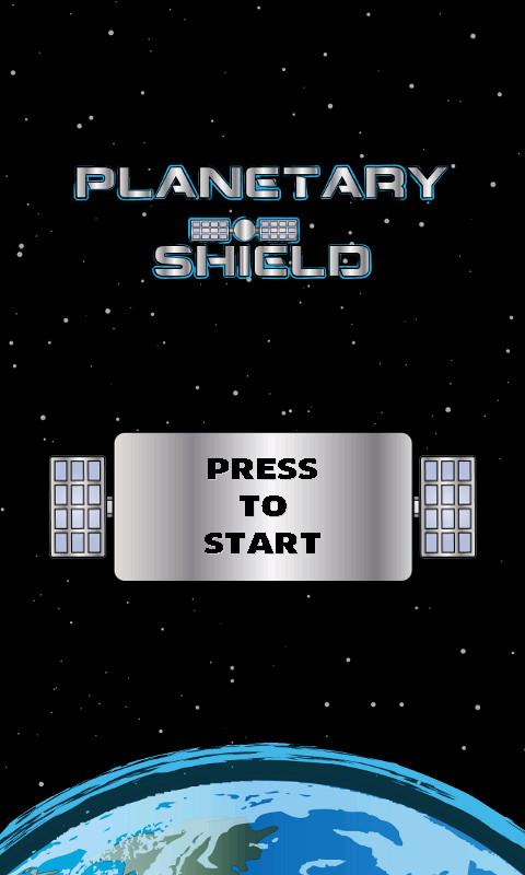 Planetary Shield - screenshot