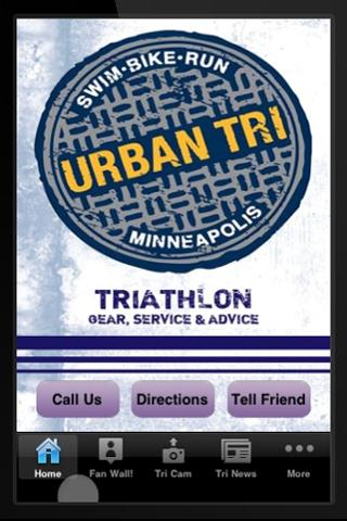 Urban Tri - screenshot