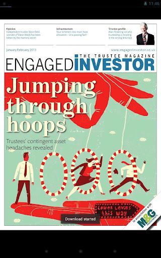 Engaged Investor