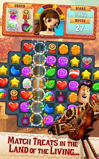 Download Sugar Smash: Book of Life - Free Match 3 Games. MOD APK 7