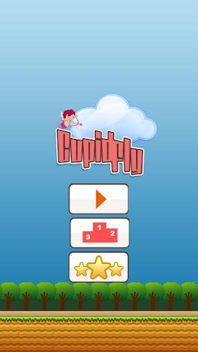 Flying Cupid