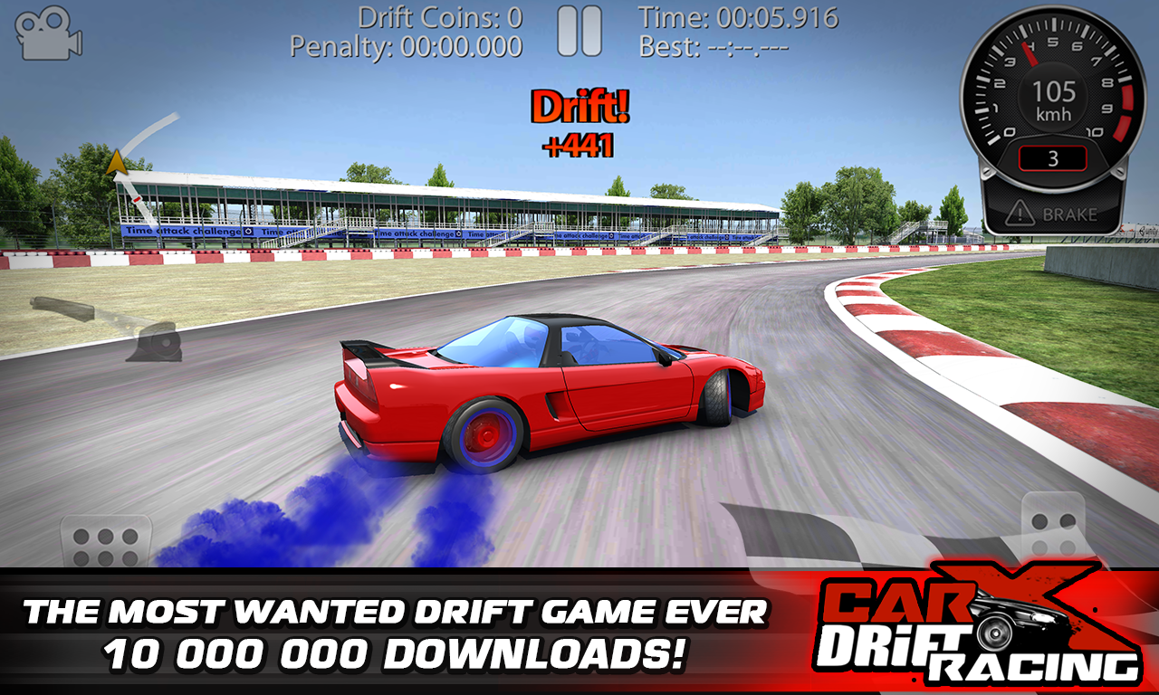 Car X Drift Racing Play Game