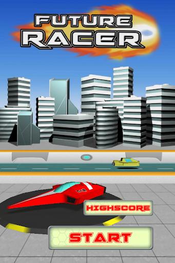 Future Racer 3D