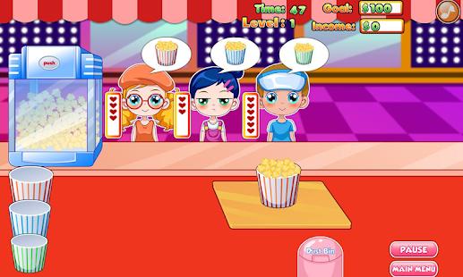 Popcorn maker - náhled