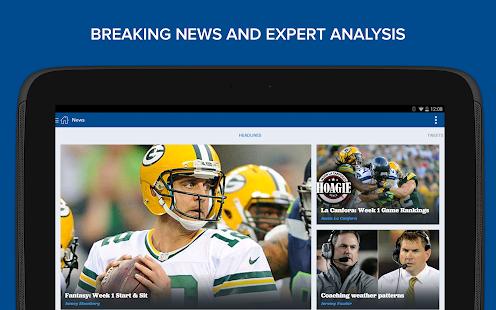 CBS Sports Screenshot 17