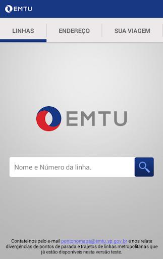 EMTU Oficial  screenshots 1