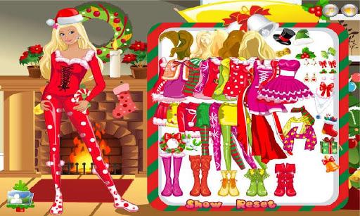 Santa Doll MakeOver