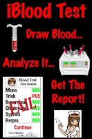 Screenshot of iBlood Test FREE