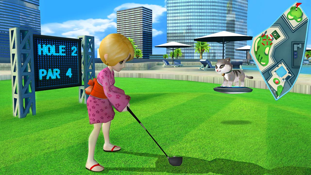 Let's Golf! 3 - screenshot