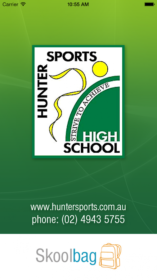 Hunter Sports High- screenshot