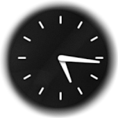 Mini Analog Clock Widget