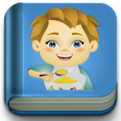 Pica Food Book for Kids