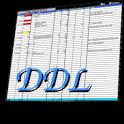 Diabetic Data Log icon