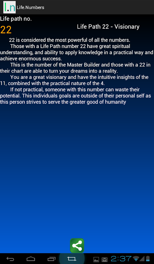 What does the number 2 mean in biblical numerology picture 2