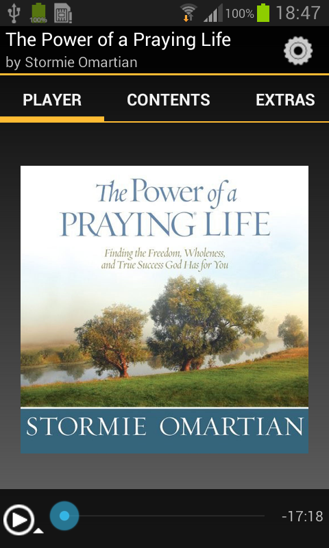 The Power of a Praying Life- screenshot