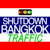 Shutdown Bangkok TRAFFIC