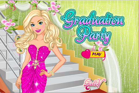 Graduation Party Dress Up