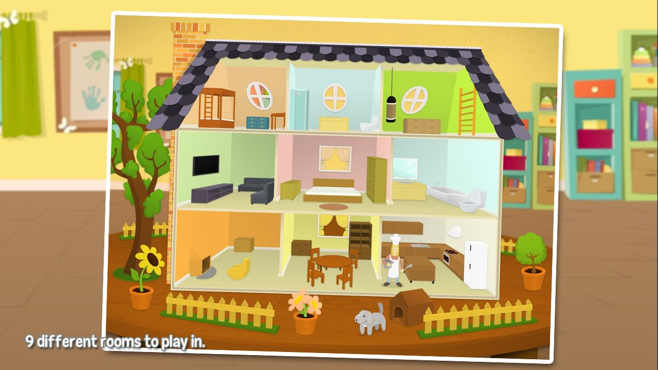 My house fun for kids android apps on google play for Picture of my home