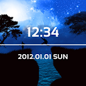 LiveWallpaper Night Sky 2 logo