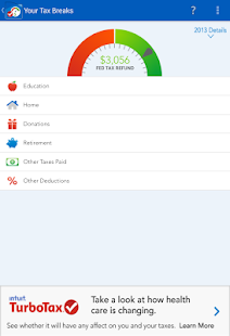TaxCaster by TurboTax - Free - screenshot thumbnail