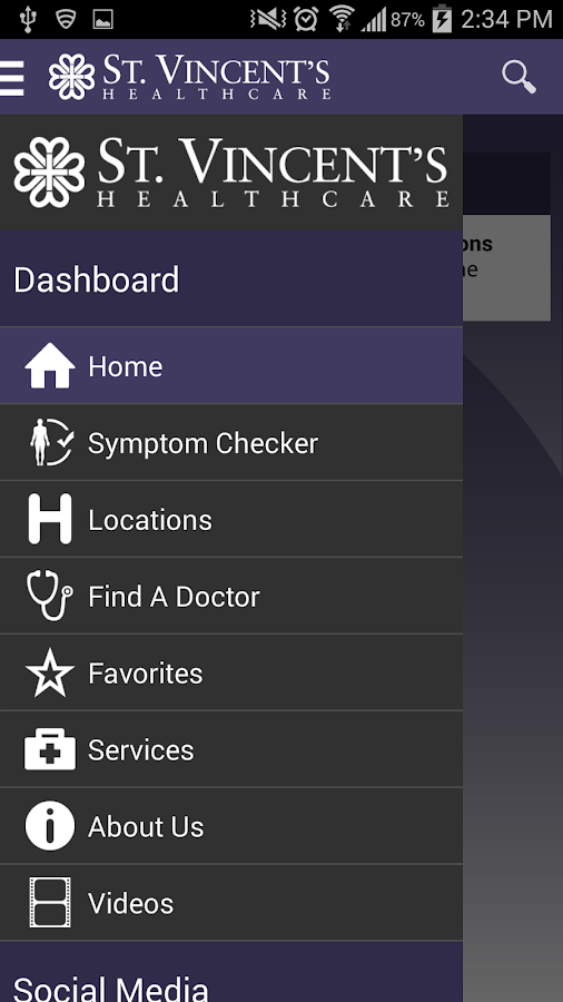 JaxHealth- screenshot
