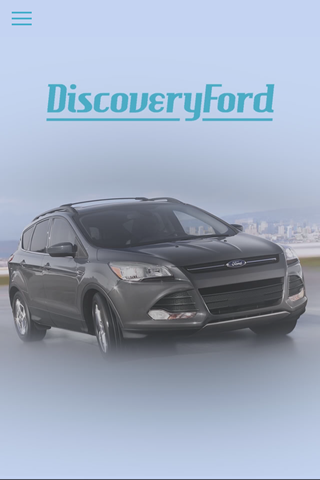 Discovery Ford - screenshot