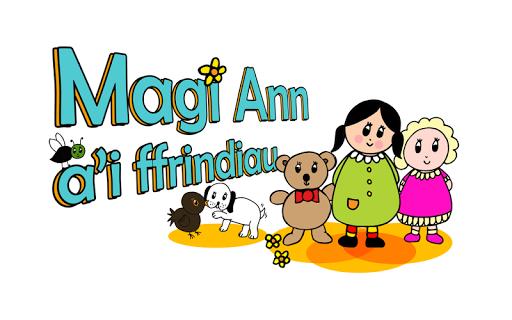 Llyfrau Hwyl Magi Ann Set 1