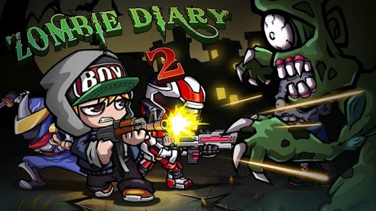 Zombie Diary 2: Evolution 1.2.3 MOD (Unlimited Money) 7